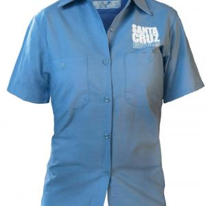 S-Man/Circle Mechanic Shirt womens