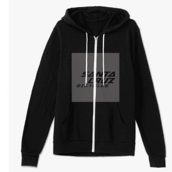 Squared Zip Hoodie